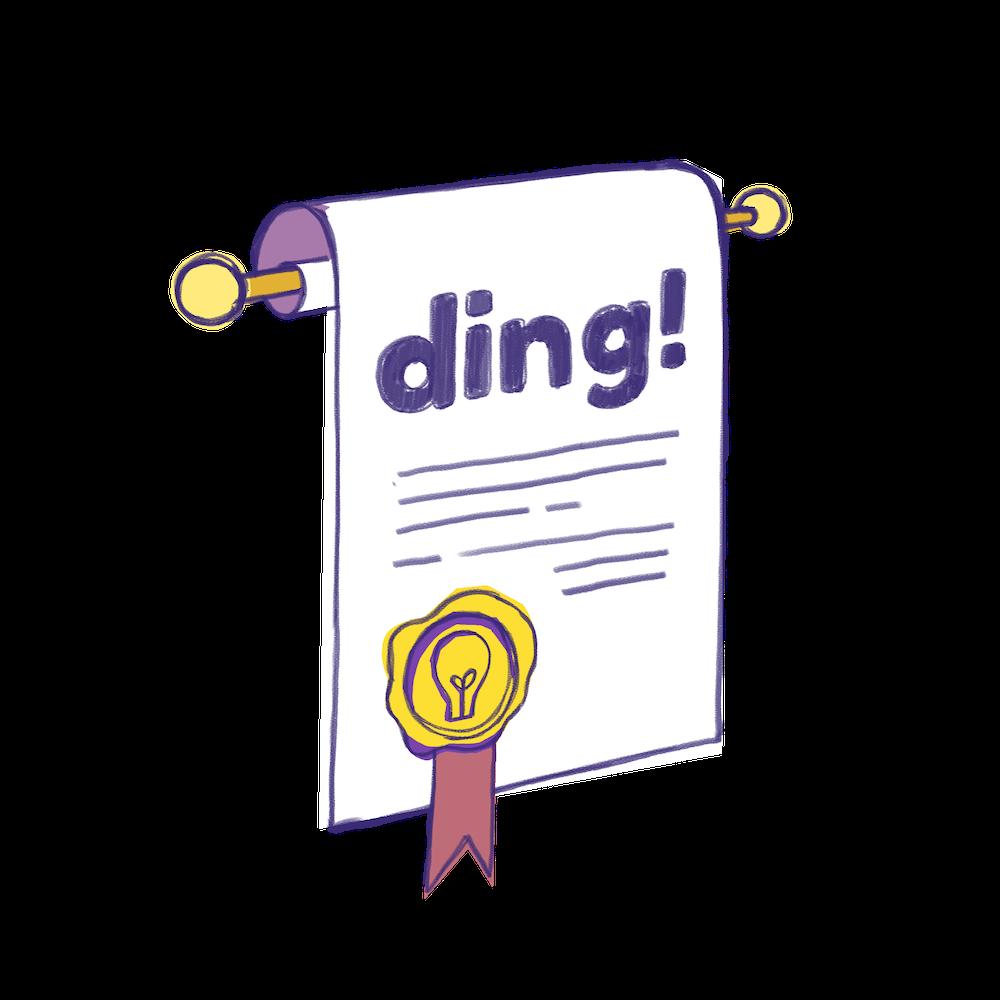 The Ding Manifesto