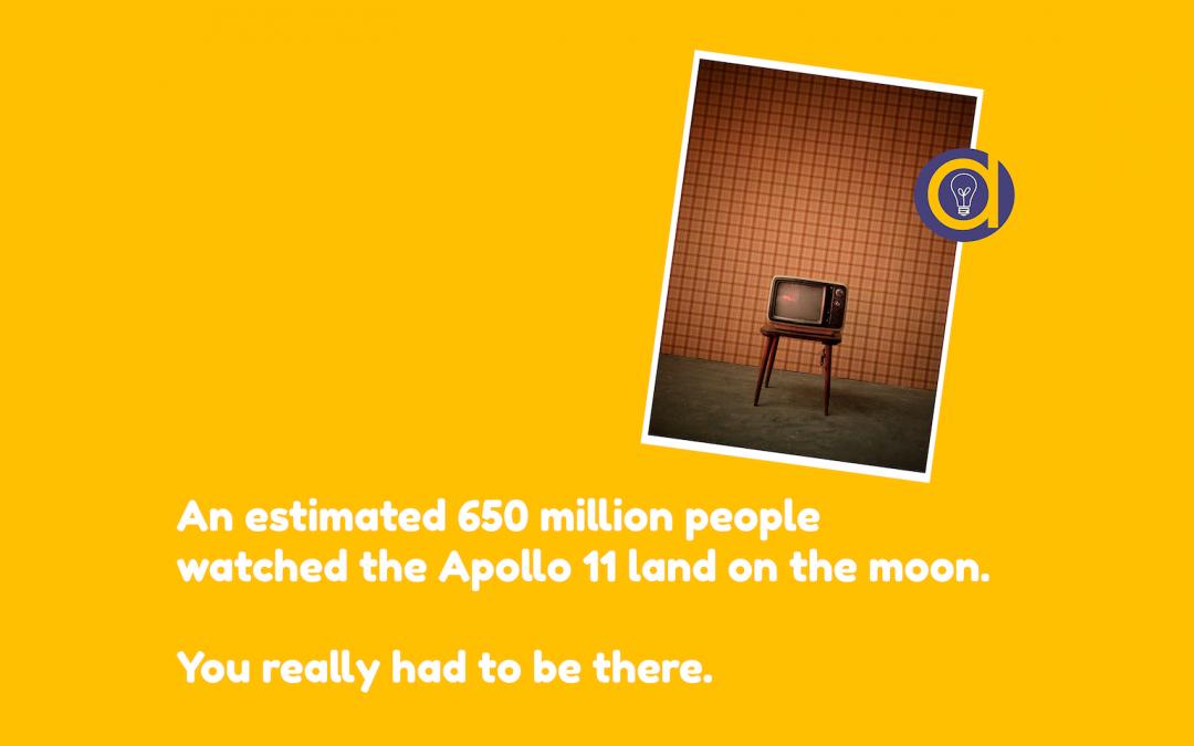 Follow Apollo - the power of synchronous experiences