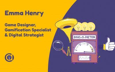 Emma Henry: why gamification often fails