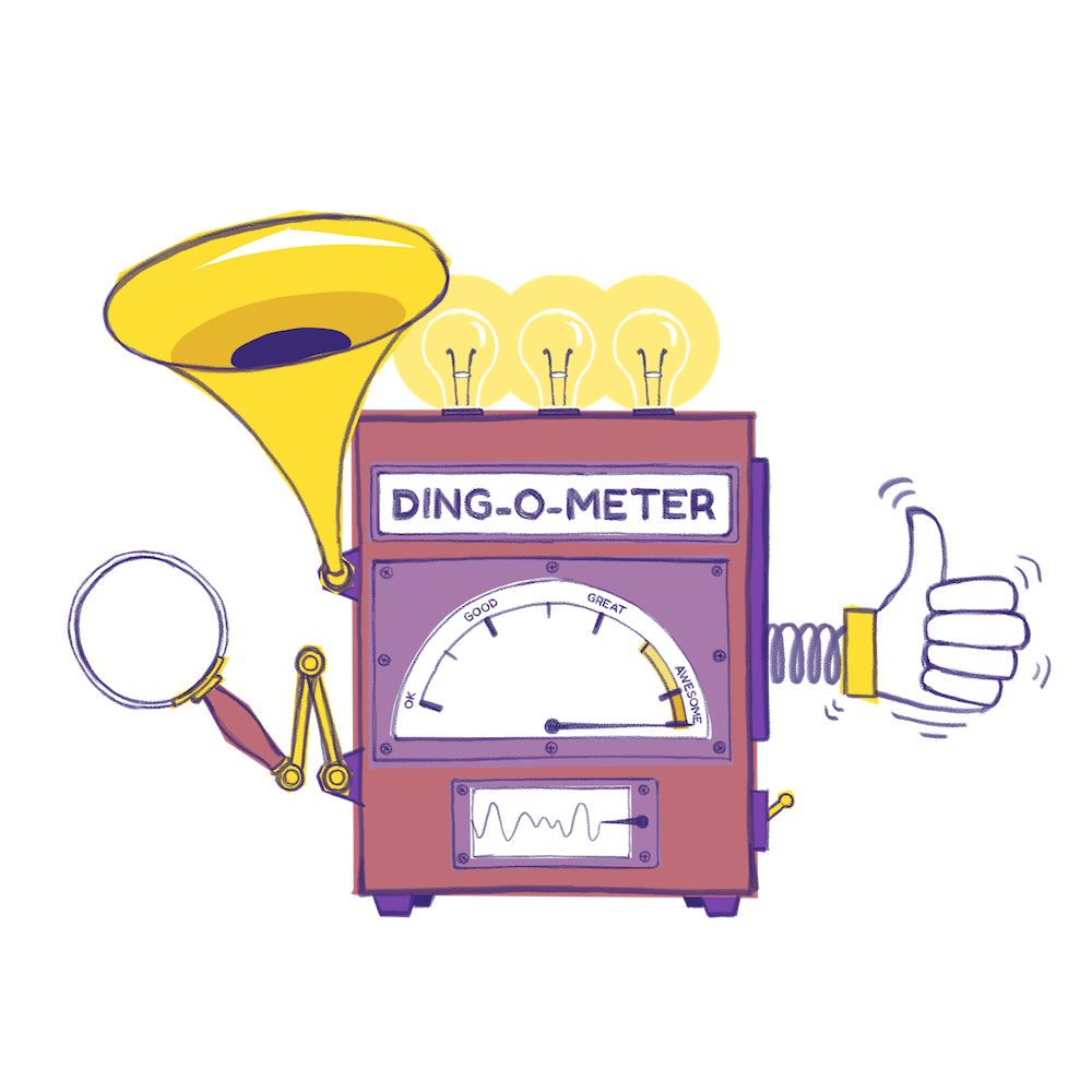 The Ding-O-Meter