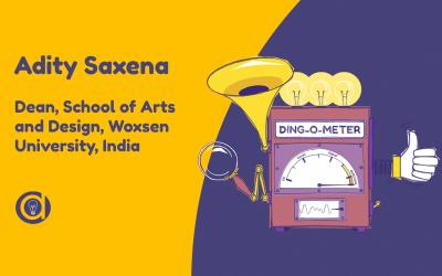 Adity Saxena: Intercultural learning design for the Covid era