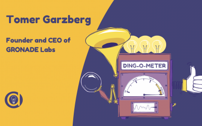 Tomer Garzberg: AI, blockchain, and why we need more technology translators